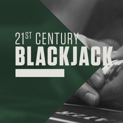 THE COMMERCE Blackjack Featured Games