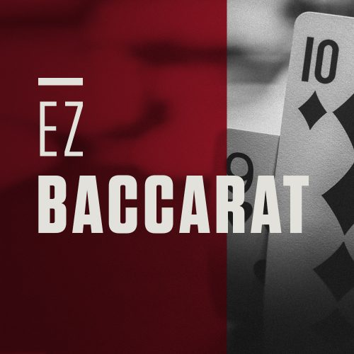 THE COMMERCE EZ Baccarat Featured Games
